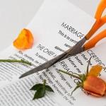 Le divorce n'est pas en «solde».